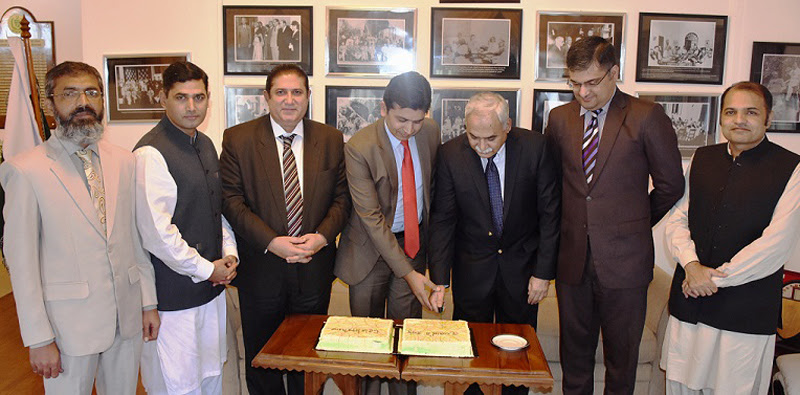 Pakistan Founder's Day celebrated in Colombo
