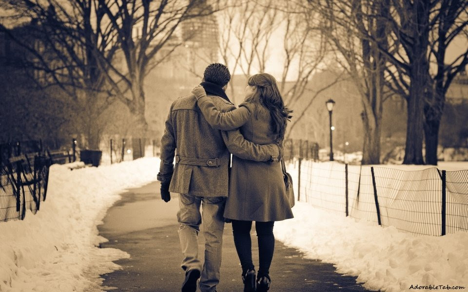 Couple Love Boy Girl Park Adorabletabcom
