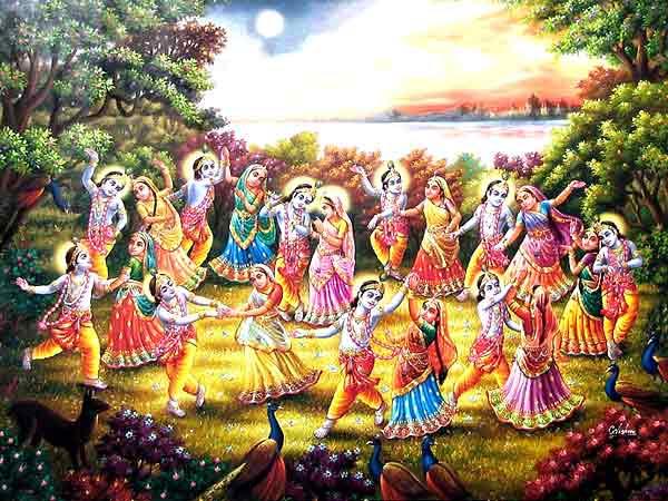 Krishna Rasa Leela