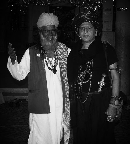 Shahenshah Baba and The Dam Madar Malang by firoze shakir photographerno1