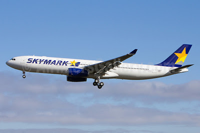 Skymark Airlines Airbus A330-343 F-WWKH (JA330A) (msn 1483) TLS (Olivier Gregoire). Image: 922018.