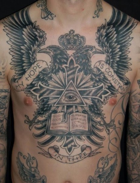 by Steven Wrigley, Irezumi Tattoo, Glasgow