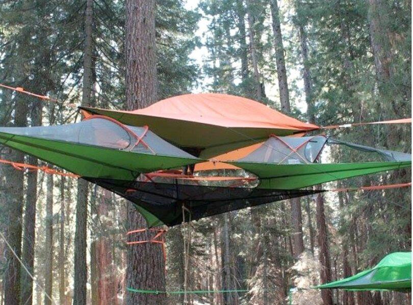 Best Hammock Tents: Buying Guide, Top Picks, Reviews