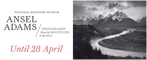 Ansel Adams: Photography from the Mountains to the Sea exhibition