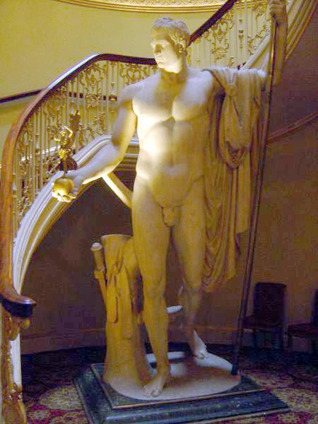File:Apsley House Napoleon statue.jpg