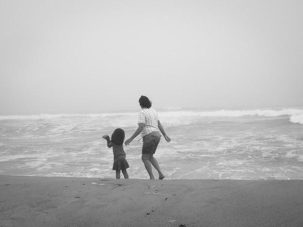 Hurricane Irene, South Beach, Edgartown