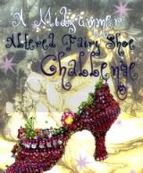 A Midsummer Altered Fairy Shoe Challenge