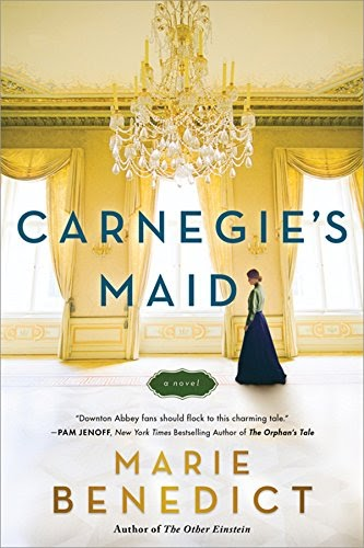 Carnegie's Maid | ARC Review