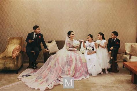 Malaysian Celebrity Anzalna Nasir's Wedding at Grand Hyatt
