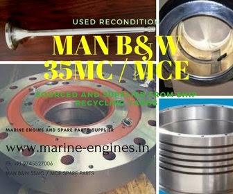 MAN B&W 35MC / MCE Parts