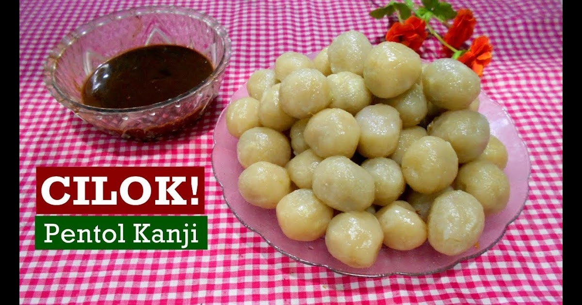 35+ Terbaik Untuk Cara Membuat Cilok Kanji Goreng - Anna K ...