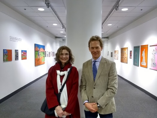 Bruce Gilley and Mary Grabar