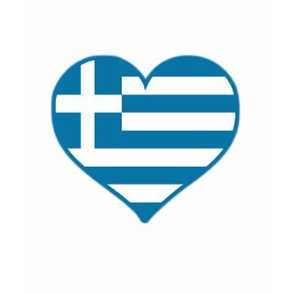 Greece Love shirt