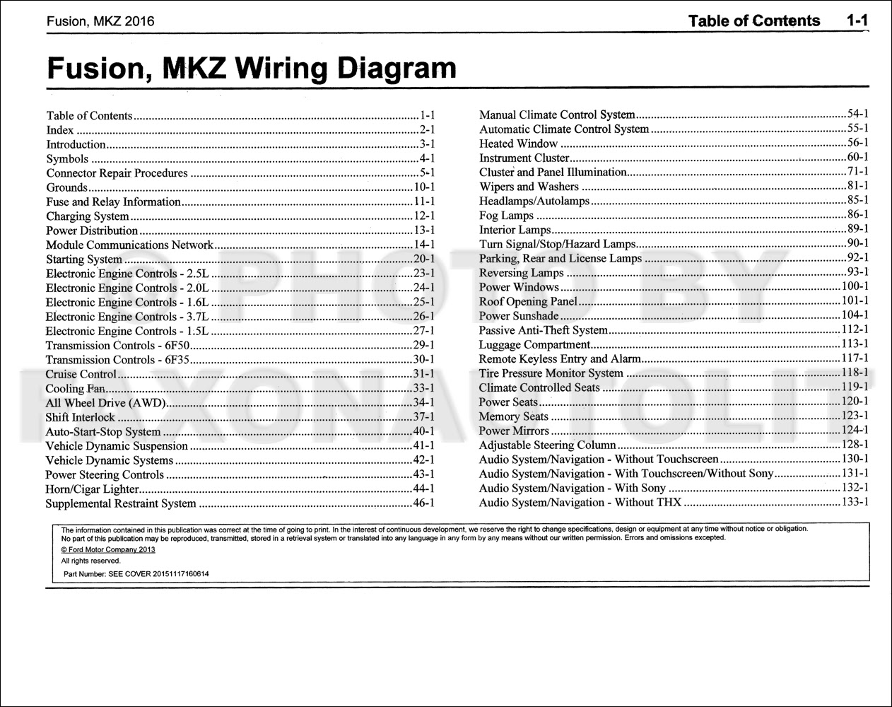 Diagram 2012 Ford Fusion Lincoln Mkz Electrical Wiring Diagram Shop Service New Full Version Hd Quality Service New Sitexbubb Disegnoegrafica It