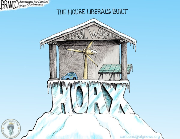 Global Warming Frozen