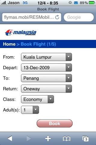 MAS Fly Mobile Mobi