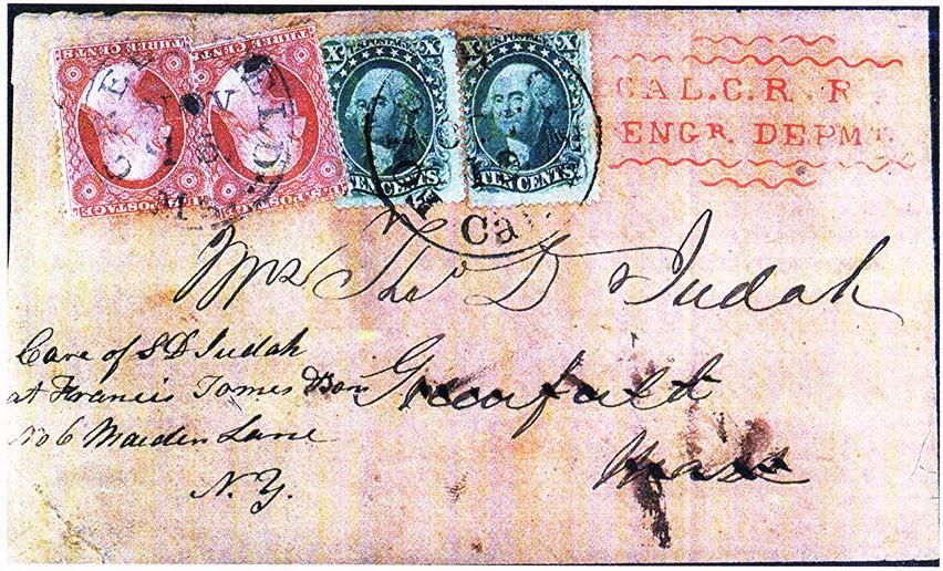 Judah envelope