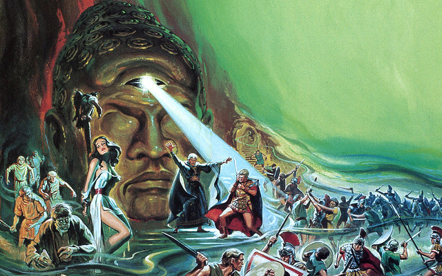 Reynold Brown - War Of The Zombies, 1965
