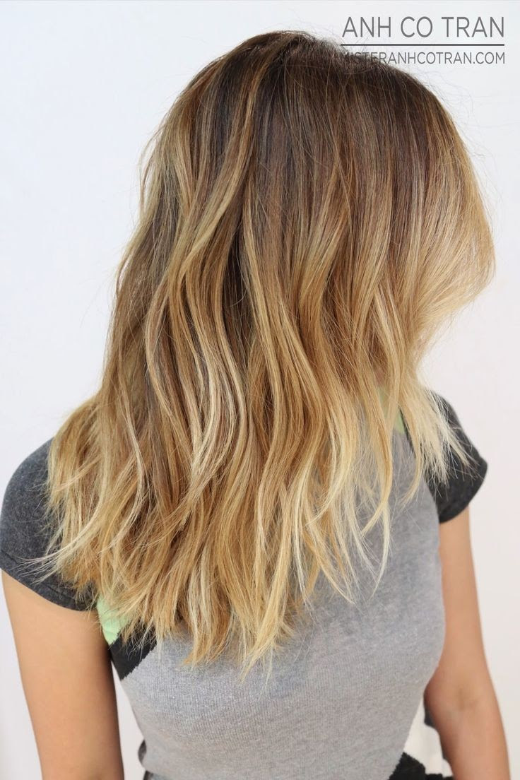 10 Hottest Layered Haircuts For Medium Hair Now PoPular Haircuts