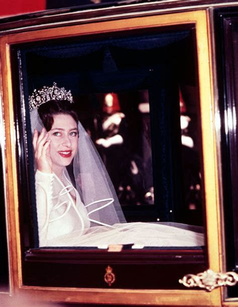 Princess Margaret?s wedding: Inside lavish ceremony seen