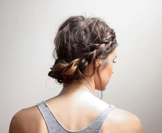 Le Fashion Blog 2 Minute Take On Milkmaid Braid Easy Hair Tutorial How To Summer Hairstyle Via Treasures And Travels photo Le-Fashion-Blog-2-Minute-Take-On-Milkmaid-Braid-Via-Treasures-And-Travels.jpg