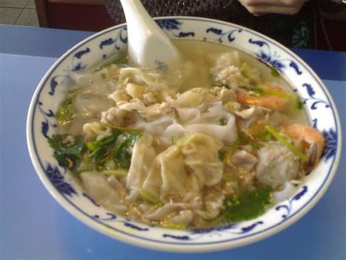 #1: Combination Rice Stick Soup
