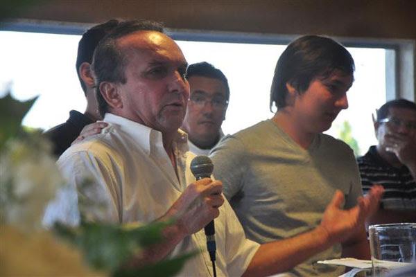 Nélter Queiroz disse que tinha presenteado o filho com o carro recentemente
