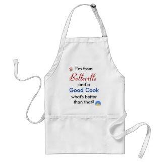 Belleville Cook apron