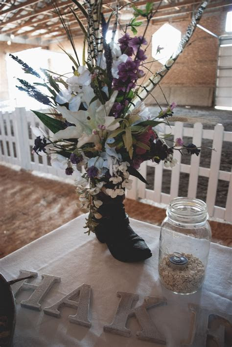 Best 25  Cowboy boot centerpieces ideas on Pinterest
