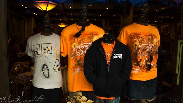 Disneyland Resort, Disneyland60, Disney California Adventure, Tower, Terror, Hotel, Shop, Merchandise