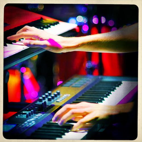 Evry Daily Photo  Concert Wodan - RetroColor 032
