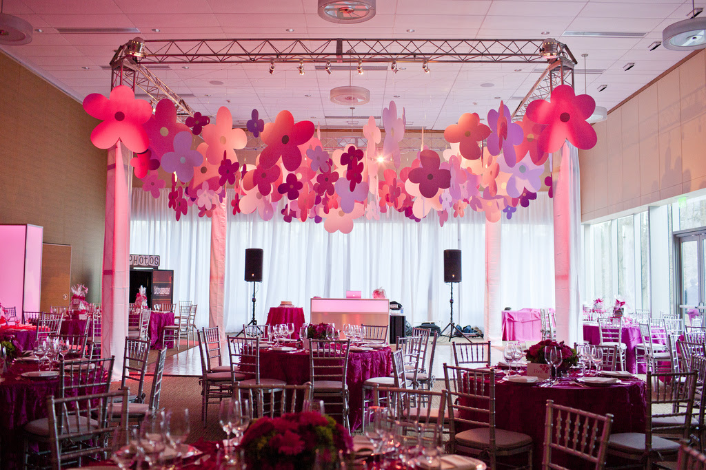Hang Decorations From The Ceiling