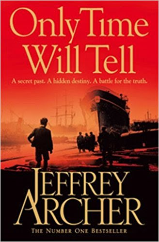 Only Time Will Tell Jeffrey Archer Books