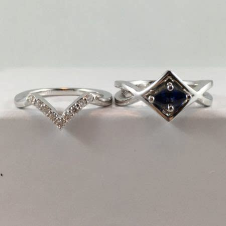 Winnipeg Engagement Rings Journal # 15: Unique Sapphire