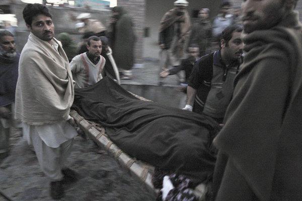 Pakistani teachers slain