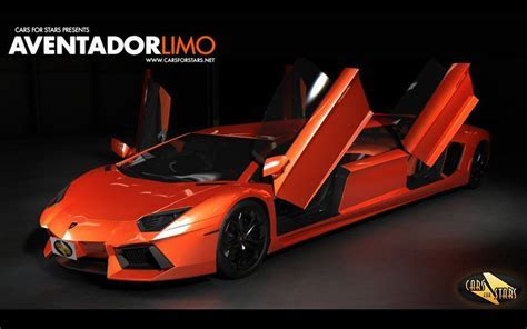 Expensive News ? AVENTADOR ?LAMBO LIMO? IS AN UNHOLY SUPERCAR ABOMINATION ? Expensive News