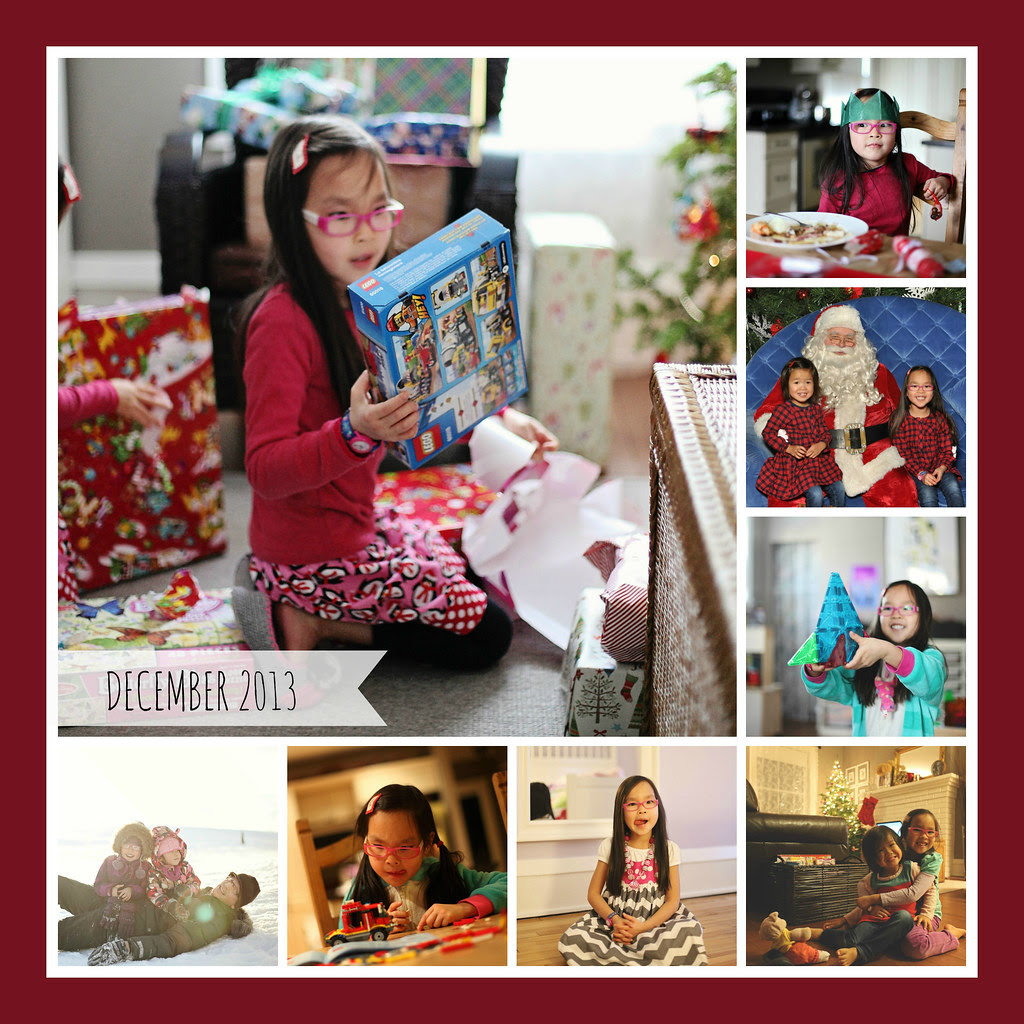 Lilah: December in pictures