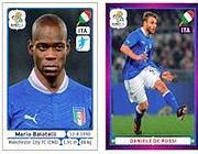 Balotelli e De Rossi