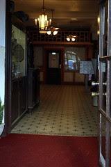 redlands hotel lobby entrance