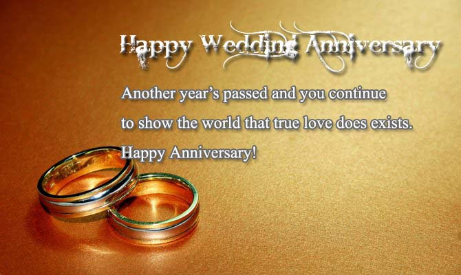 Happy Wedding Anniversary Wishes To Sister Nywq
