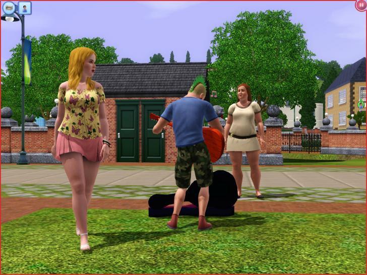 Die Sims 3 Test Der Lebenssimulation Für Den Pc