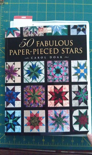 50 fabulous paper pieced stars