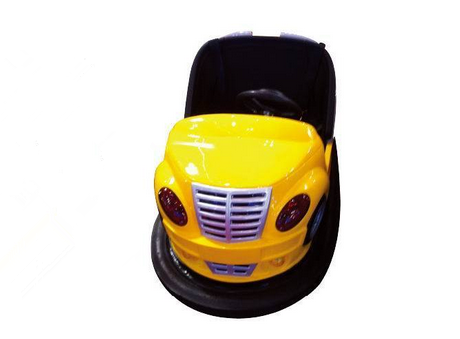 Small indoor use bumper cars for kids