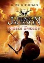 Percy Jackon y los dioses griegos Rick Riordan