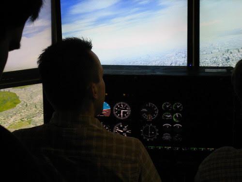 Free Gamer - Free/Libre Games: FlightGear at LinuxTag 2011