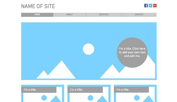 Blank Template - C # ile Web' e Hükmedin!