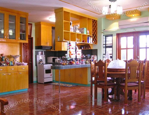Filipino Dirty Kitchen Design For Small Space Desain Dekorasi Rumah