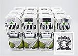 Waiola ワイオラ 100%ナチュラル ココナッツウォーター&ハワイコナ100%ドリップコーヒー 100%天然、脂質ゼロ、保存料なし、ローカロリー! ...