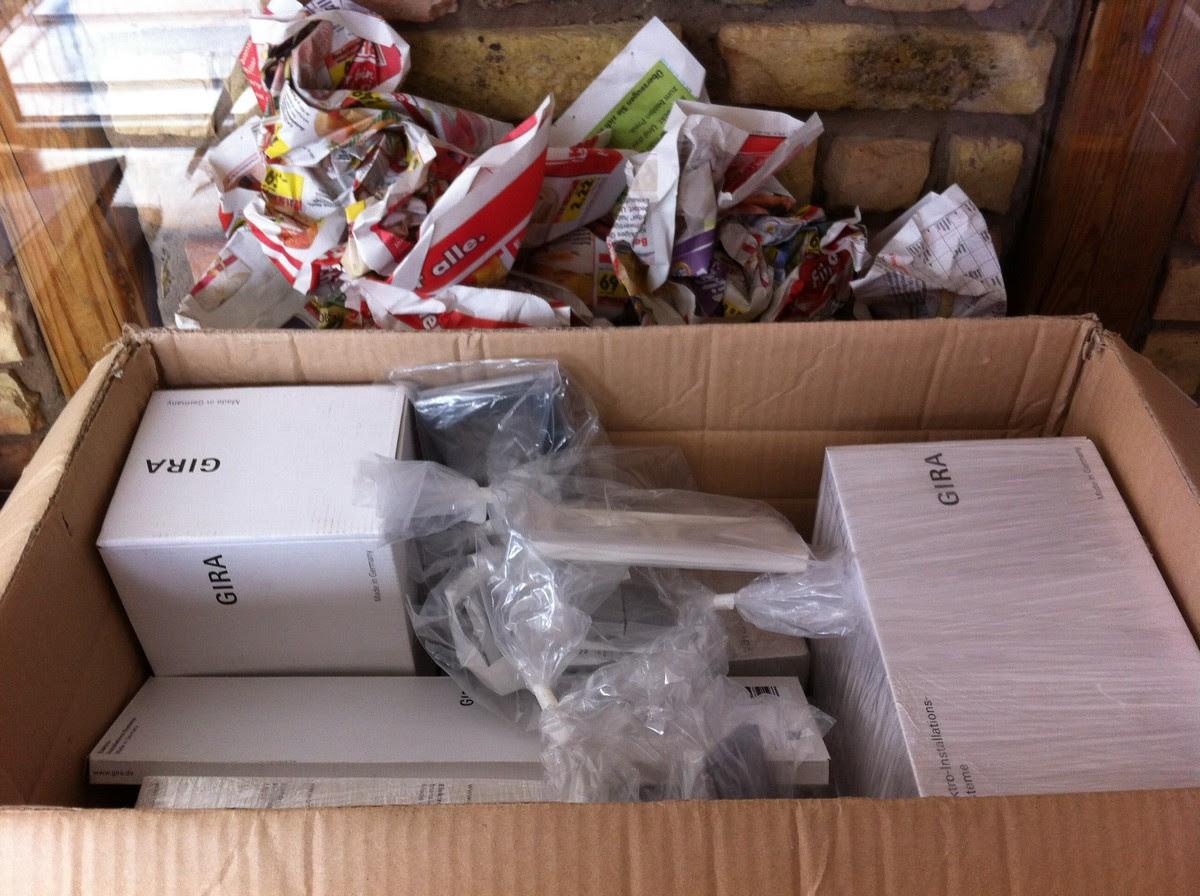 Paket - Viele schoene Sachen