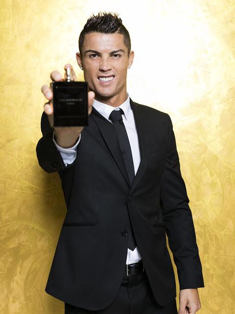 Cristiano Ronaldo: bom no campo e nos negócios